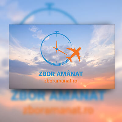 Logo design for Zbor Amanat Company